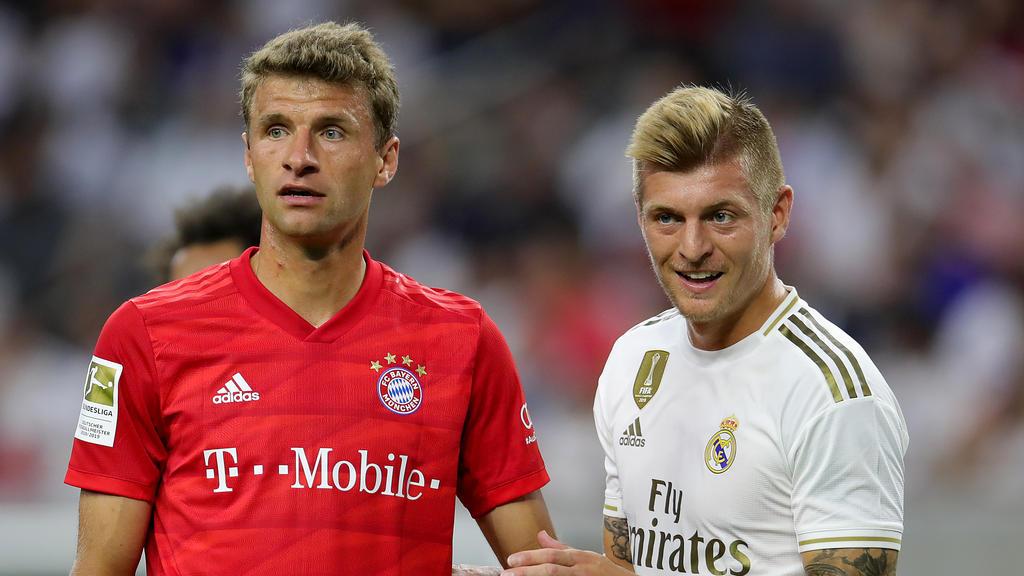 Toni Kroos traut dem FC Bayern den Gewinn der Champions League zu