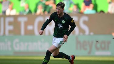 Weghorst erzielte einen der beiden Treffer für die Wölfe