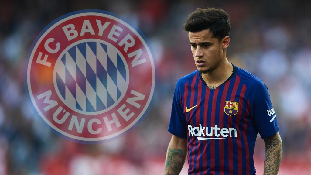Wechselt Philippe Coutinho bald zum FC Bayern?