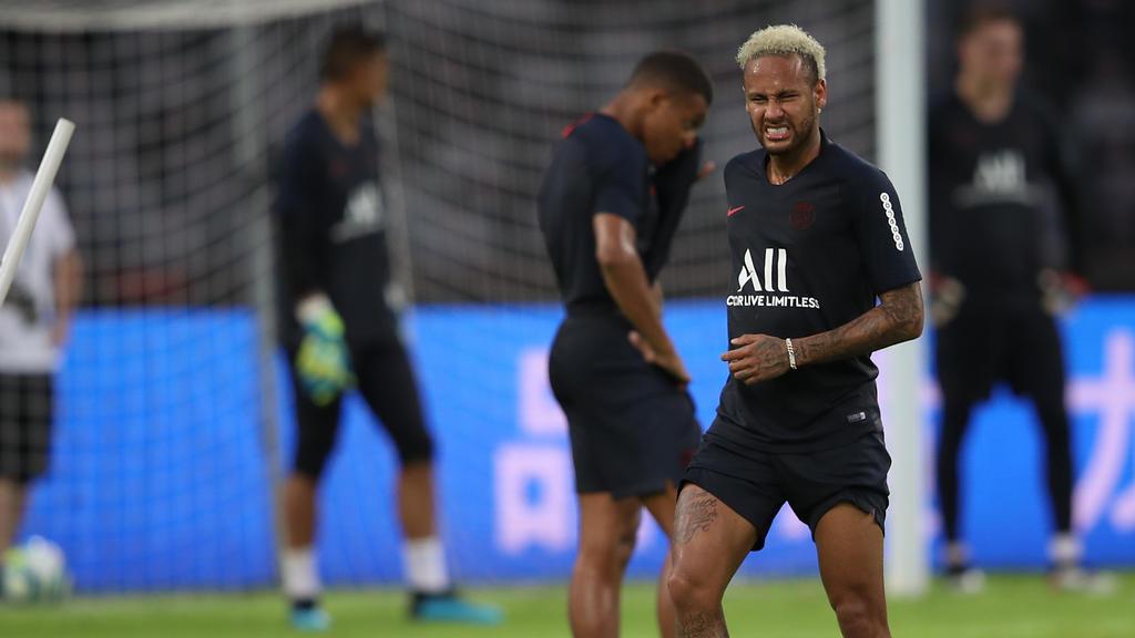Neymar ist der teuerste Spieler der Fußball-Geschichte