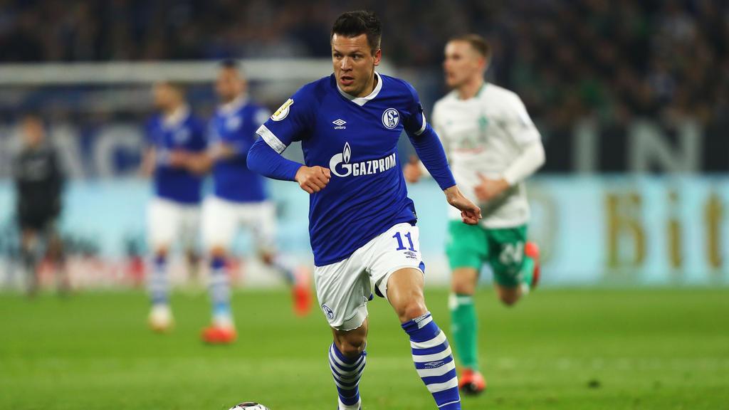 Yevhen Konoplyanka steht vor einem Wechsel vom FC Schalke 04 zu Besiktas