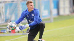 Alexander Nübel fehlte im Training des FC Schalke 04