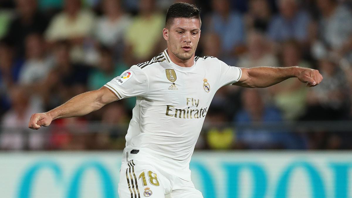 Luka Jovic hat keinen optimalen Start bei Real Madrid hingelegt