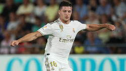 Luka Jovic hat keinen optimalen Start bei Real Madrid hingelegt