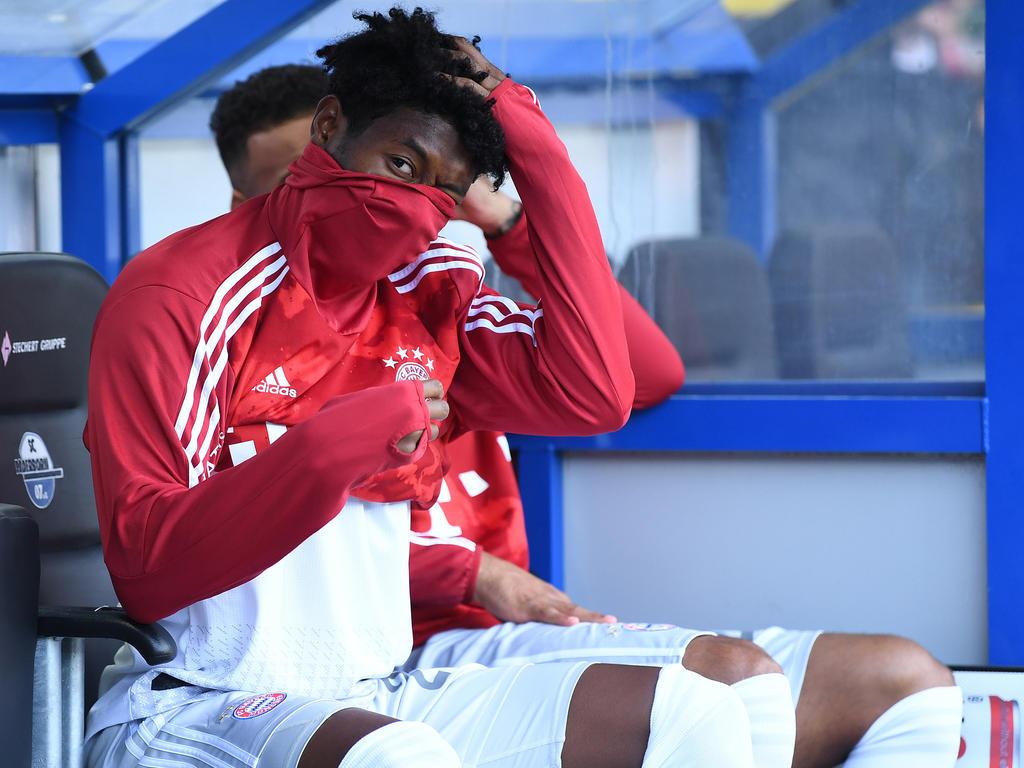 David Alaba gehört zu den dienstältesten Spielern des FC Bayern