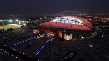 Das Khalifa International Stadium wird nun Spielort für die Partie des FC Liverpool