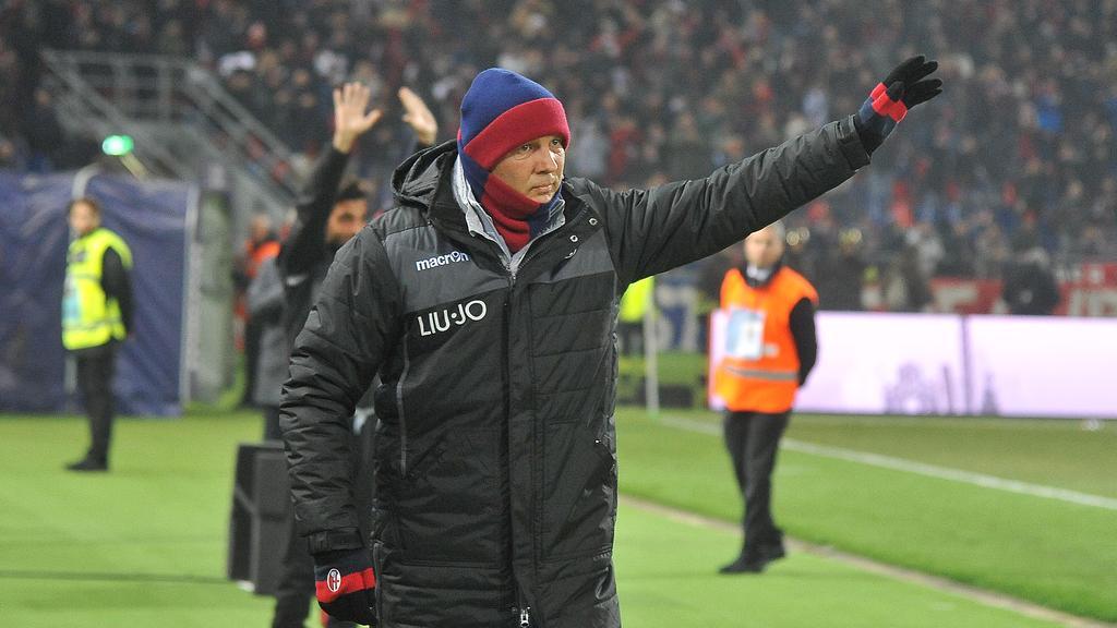 Wird Sinisa Mihajlovic Ehrenbürger von Bologna?