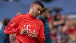 Lucas Hernández soll behutsam wieder ans volle Pensum beim FC Bayern München herangeführt werden