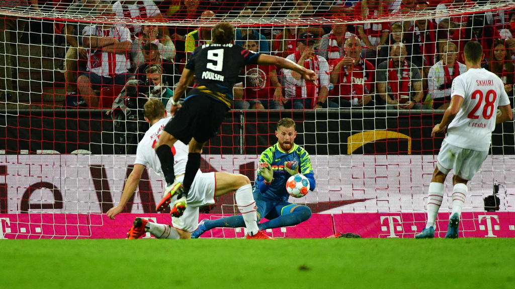 Kein Sieger im Duell 1. FC Köln gegen RB Leipzig