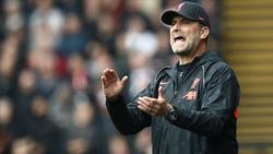 Trifft mit dem FC Liverpool in der Premier League auf Manchester United: Jürgen Klopp