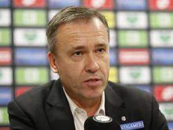 Sturm-Präsident Christian Jauk steht vor seiner dritten Amtszeit