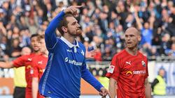 Höhn erzielte den Siegtreffer für Darmstadt 98