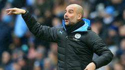 Guardiola stellt sich erneut hinter Manchester City