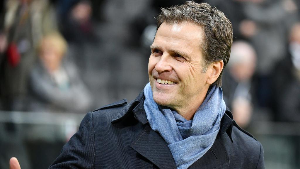 Ist für eine Senkung der Altergrenze in der Fußball-Bundesliga:DFB-Direktor Oliver Bierhoff