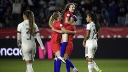 Die US-Fußballerinnen haben das Olympia-Ticket in der Tasche