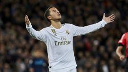 Eden Hazard wechselte im Sommer 2019 für rund 100 Millionen Euro zu Real Madrid