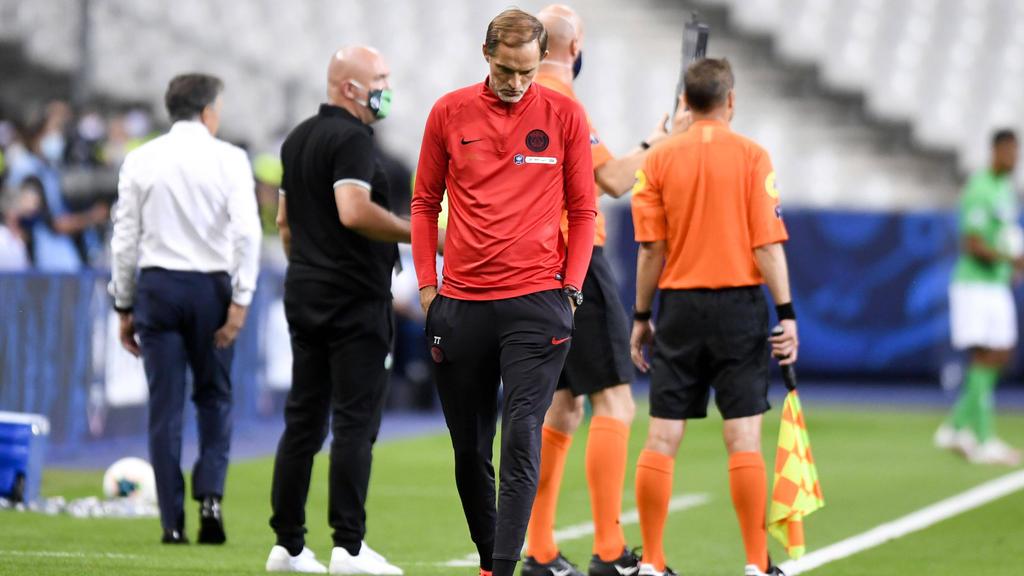 Thomas Tuchel und Paris Saint-Germain haben immer noch Chancen auf das Triple