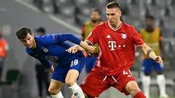 294 Tage ohne Pflichtspiel hinter sich: Niklas Süle