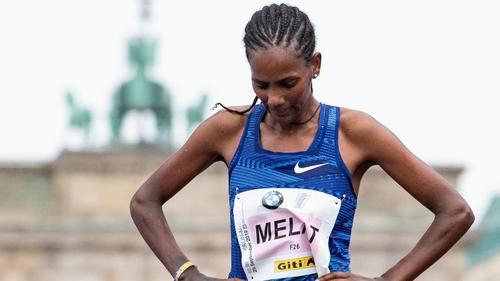 Holte bei der Halbmarathon-WM in Polen Silber Melat Kejeta