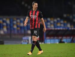 Zlatan Ibrahimovic está siendo de lo más destacado en Italia.