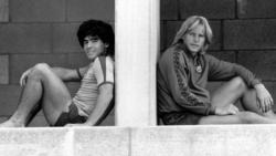 Bernd Schuster spielte früher mit Diego Maradona gemeinsam beim FC Barcelona