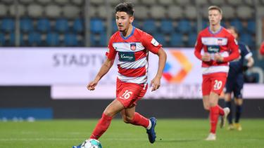 Kevin Sessa verlängert in Heidenheim