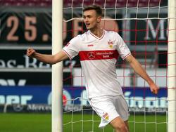 Saša Kalajdžić hat den Rekord von Fredi Bobić eingestellt