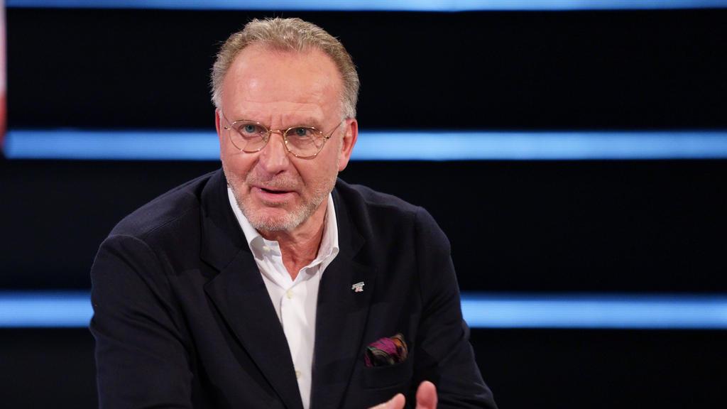 Karl-Heinz Rummenigge ist Vorstandsvorsitzender des FC Bayern