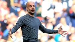 Von Pep Guardiola werden weitere Titel erwartet