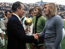 Deutschlands Fußballer des Jahres 1972