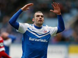 Sabrin Sburlea verlässt Rostock