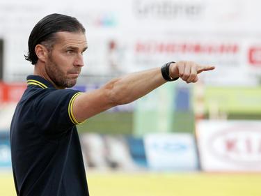 Gerhard Fellner ist vorerst alleiniger Trainer der SKN Amateure
