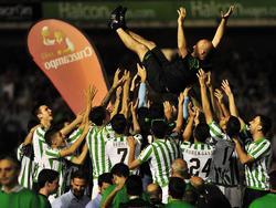 El Real Betis logró el campeonato de Segunda División la pasada temporada. (Foto: Imago)