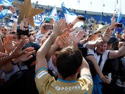 El Zenit estuvo más acertado desde los once pasos. (Foto: Getty)