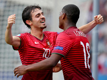 Bernardo Silva (l.) gehört zu den Schlüsselspielern bei Portugal