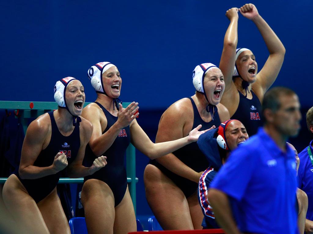 Die US-Ladies sicherten sich Gold