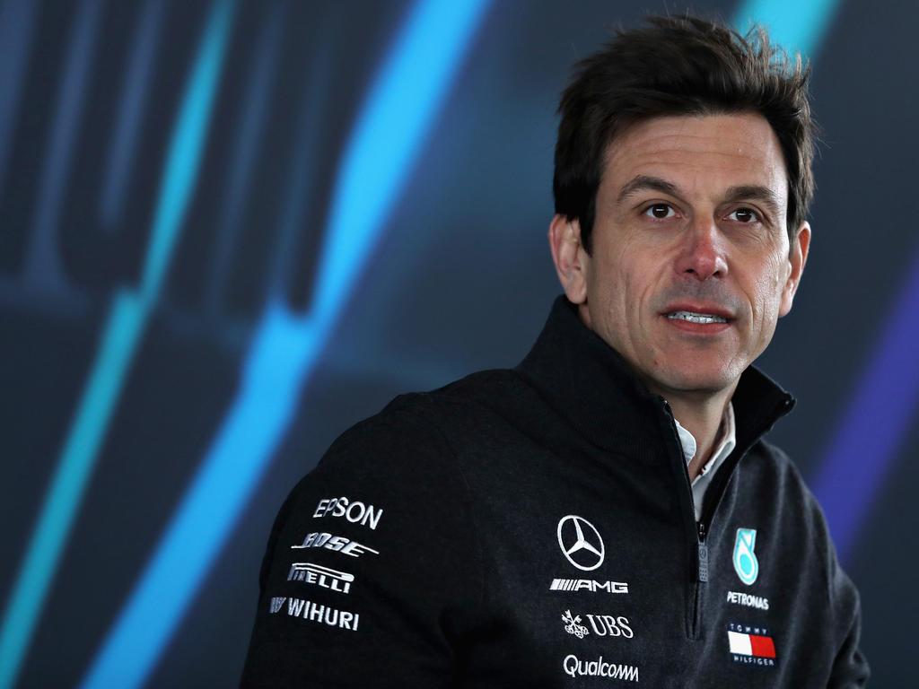 Toto Wolff warnt vor einem Ferrari-Ausstieg aus der Formel 1