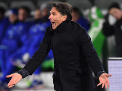 Bruno Labbadia befindet sich mit Wolfsburg weiter in Abstiegsgefahr