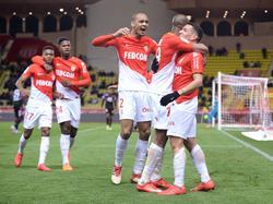 Fabinho jugó 233 partidos con el Mónaco anotando un total de 31 goles. (Foto: Getty)