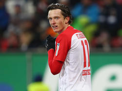 Michael Gregoritsch ist der Top-Torjäger des FC Augsburg