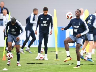 Francia prepara el encuentro contra Uruguay. (Foto: Imago)