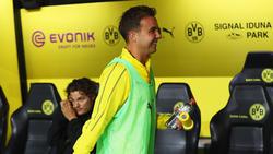 In Dortmund derzeit außen vor: Mario Götze