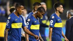 Tras perder el superclásico, Boca también se queda sin Copa. (Foto: Getty)