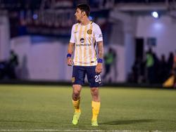 Fernando Zampedri anotó para Rosario Central. (Foto: Imago)