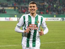 Dejan Ljubičić erlebte gegen die Rangers einen besonders emotionalen Abend