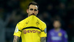 Paco Alcácer konnte beim BVB zuletzt nicht immer überzeugen