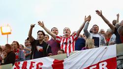 Sunderland-Fans