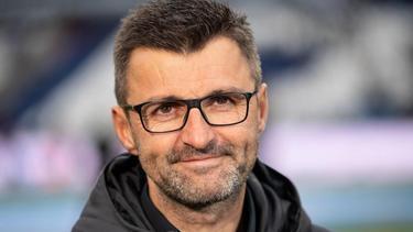 Hat schon neue Anfragen vorliegen: Der ehemalige Nürnbergs Trainer Michael Köllner