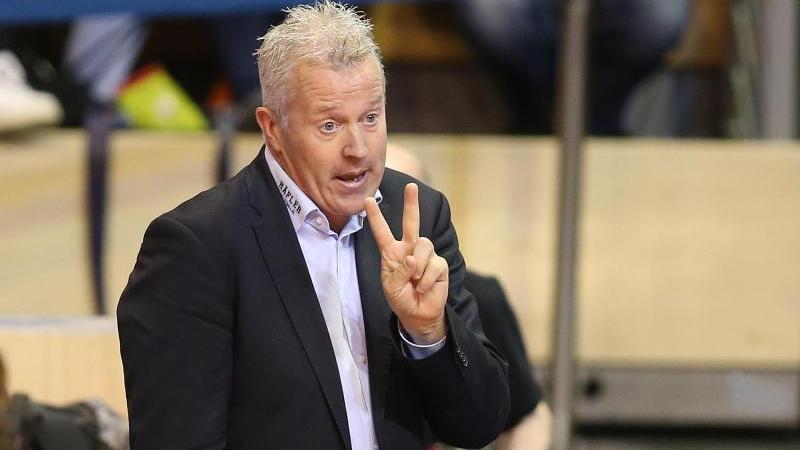 Will mit dem VfB Friedrichshafen unbedingt die Meisterschaft gewinnen: Trainer Vital Heynen