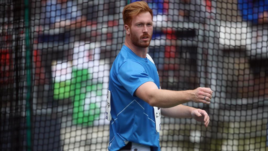 Erfüllte die WM-Norm in Finnland: Christoph Harting